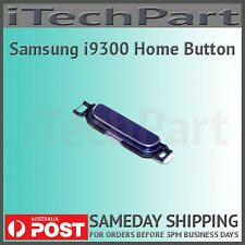 Samsung Galaxy S3 i9300 Blue Home Button Keypad Replacement