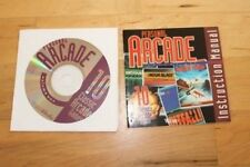 PC 10 Classic Arcade Atari Games PC CD ROM Collection English Version NEW
