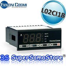 3S TERMOSTATO PROPORZIONALE FANTINI COSMI L02CI1B 12 VAC AD 1 USCITA 0÷ 400°C