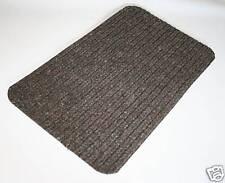 Brand New Door Mat Polypropylene Doormat  60x36cm Brown