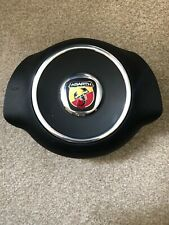 Fiat 500 Abarth Airbag