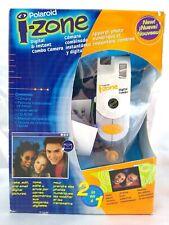 Polaroid Izone Digital & Instant Sticky Camera w/ Film - Gray- 2000