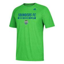 Camiseta de fútbol de clubes americanos y liga MLS de manga corta verdes