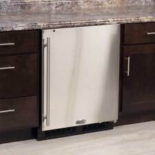 "Marvel 24"" SS ADA Under-Counter Built-In Refrigerator MA24RAS1RS"