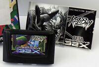 Sega Mega Drive 32X - Kolibri + Anleitung