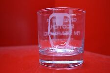 Inciso a laser Ironman Tony Stark Tumbler Glass Avengers