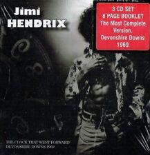 JIMI HENDRIX - Devonshire downs 1969 (Limited ed. 3 Cd box set / New & sealed)