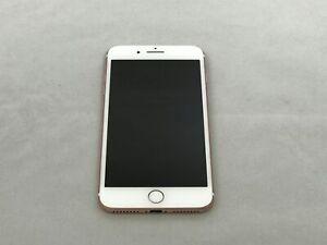 Apple iPhone 7 Plus 128GB Rose Gold Unlocked Fair Condition