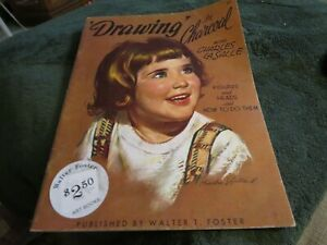 Drawing in Charcoal with Charles LaSalle - Walter Foster Publication