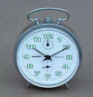 Réveil à clé VEDETTE REPETITION vintage ancien MARCHE alarm clock wake wrench #2
