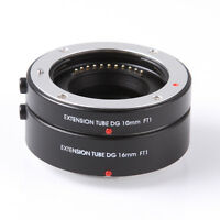 AF Macro Extension Tube DG 10mm + 16mm FT1 For Micro 4/3 M4/3 Panasonic Olympus