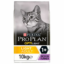 Pro Plan Light Weight Management Adult Turkey Dry Cat Food - 10kg