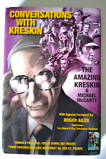 Conversations with Kreskin by The Amazing Kreskin (2012, Hardcover) Autographed