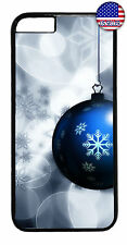 Merry Christmas Ornament Snow Slim Case For iPhone 11 Pro Max Xs XR 8 Plus 7