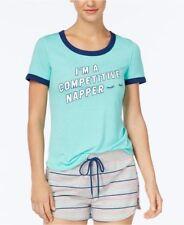 b9d98c06ddeb Jenni by Jennifer Moore Ringer Pajama T-Shirt Size XL Color Napper
