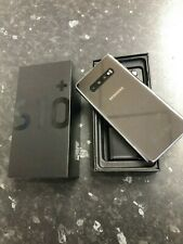 Samsung Galaxy S10+ Plus  SM-G975F - 1TB - Ceramic Black (Unlocked) (Dual SIM)