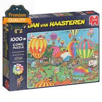 Jumbo Jan van Haasteren The Balloon Festival 1000 Piece Jigsaw Puzzle