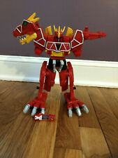 Power Rangers Dino Charge T-Rex Zord Red with Charger