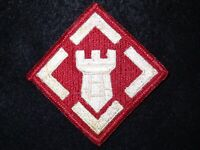 US Army 464th Chemical Brigade NBC CBRNE shoulder SSI patch