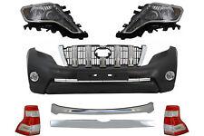 Body Kit For Toyota Land Cruiser Prado F J150 Conversion 09 to 14 Headlights