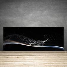 Crédence de cuisine en verre Panneau 125x50 Art Abstrait