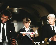 Airplane! photograph - L1286 - Kareem Abdul-Jabbar, Rossie Harris & Peter Graves
