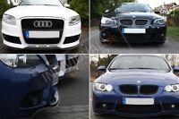 Universal Spoilerlippe - Tuning Frontspoiler Lippe - Selbstklebend BMW Audi VW