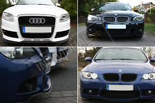 Universal Spoilerlippe - Tuning Frontspoiler Lippe - Selbstklebend BMW Audi VW