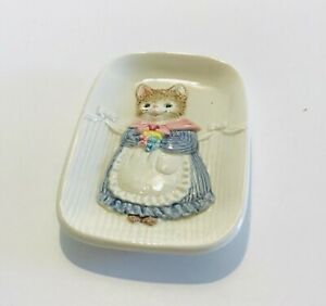 Vintage OTAGIRI JAPAN Hand Crafted Novelty Bathroom Soap Dish