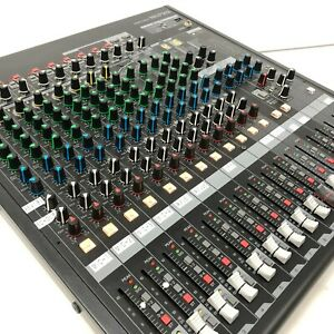 YAMAHA MGP16X 16 Channel Mixing Desk / Mixer From Japan #001 [TGJ]