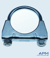 Schelle Auspuffschelle; Bügelschelle; Rohrschelle M 10 Ø 42-115 mm