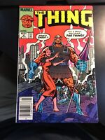 The Thing Volume 1 #9 March 1984  Marvel Comics Stan Lee