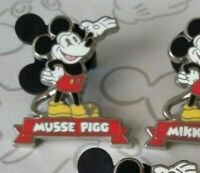 Mickey Mouse Around the World 2011 Hidden Mickey Set DLR Choose a Disney Pin