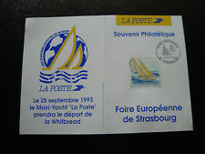 FRANCE - document 4/9/1993 (foire europeenne strasbourg) (cy37) french