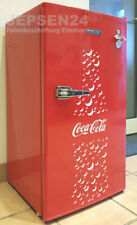 Aufkleber Coca Cola Blasen Bottle 60x18cm, z.B. für Kühlschrank Tür Farbwunsch