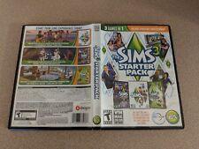 The Sims 3 Débutant Paquet Windows PC & Mac Jeu Ex+ NM Condition Complet
