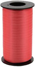 Berwick Red Splendorette Crimped Curling Ribbon 3/16-Inch Wide 500-Yard Spool