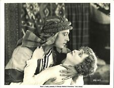 THE SHEIK (1921) Rudolph Valentino Makes Love to His Captive, Agnes Ayres 8x10