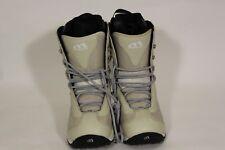 Morrow Womens Wildflower Snowboard Boots US 9 /EU 40 Black & Olive SB6