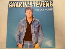 "Shakin' Stevens – This Ole House (EPC9555) 7"" Vinyl Single Epic 1981"