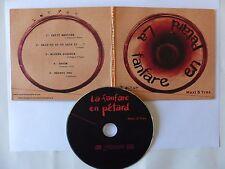 CD Maxi 5 TraX La fanfare en pétard Petit martien ...