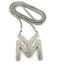 ICED OUT YOUNG MONEY PIECE & FRANCO CHAIN-2