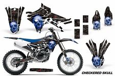 Dirt Bike Decal Graphic Kit MX Wrap For Yamaha YZ250F YZ450F 2014-2017 CHCKR U K