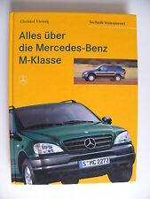 Livre automobile : MERCEDES - BENZ  M-KLASSE en allemand