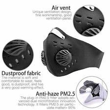 Feinstaubmaske Staubmasken Atemschutzmaske mit Filter Staubmaske Aktivkohlemaske