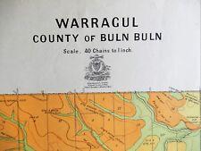 WHITELAW, O.A.L. (Surveyed by). Warragul, County of Buln Buln. 1922.