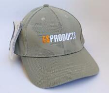 """NWT """"ES PRODUCTS"""" One Size Fits All Adjustable Baseball Cap Hat"""