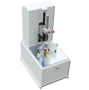 CE Electic Round Corner Cutter Corner Rounding Machine For Name Cards, Paper