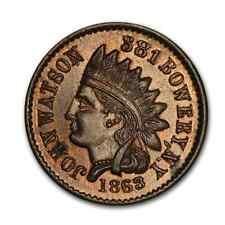 Civil War Token Avg Circ ( Indian Head Obv) - Sku#204888