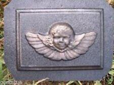 Gostatue angel plaque mold plaster concrete mould